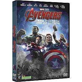 Avengers 2 : l'ère d'Ultron, Dvd