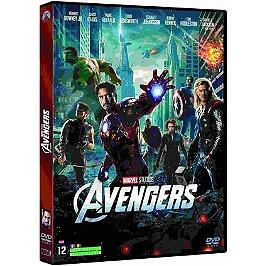 Avengers, Dvd
