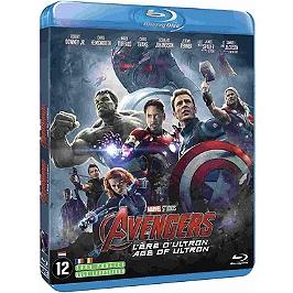 Avengers 2 : l'ère d'Ultron, Blu-ray
