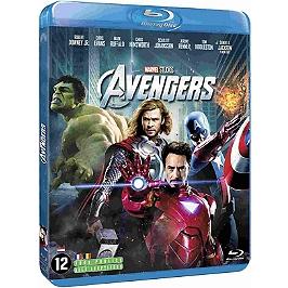 Avengers, Blu-ray