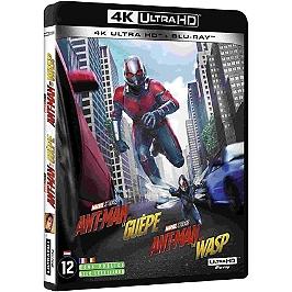 Ant-Man 2 : Ant-Man et la Guêpe, Blu-ray 4K