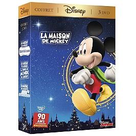 Coffret la maison de Mickey spécial Mickey, Dvd