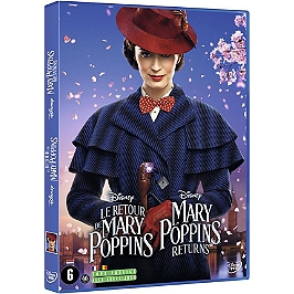 Le retour de Mary Poppins, Dvd
