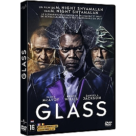 Glass, Dvd