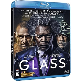 Glass, Blu-ray