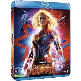 Captain Marvel, Blu-ray
