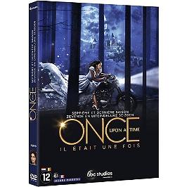 Coffret once upon a time, saison 7, Dvd