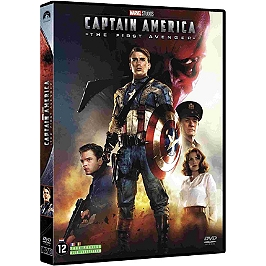Captain America : first Avenger, Dvd