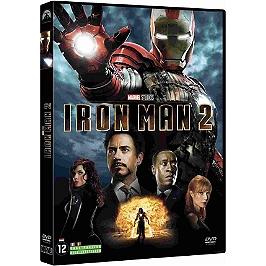 Iron Man 2, Dvd