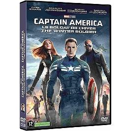 Captain America 2 : le soldat de l'hiver, Dvd