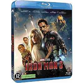 Iron Man 3, Blu-ray