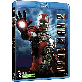 Iron Man 2, Blu-ray