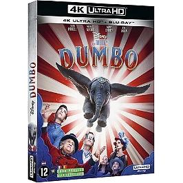 Dumbo, Blu-ray 4K