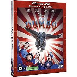Dumbo, Blu-ray 3D