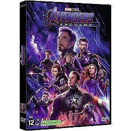 Avengers 4 : endgame, Dvd
