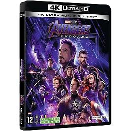 Avengers 4 : endgame, Blu-ray 4K