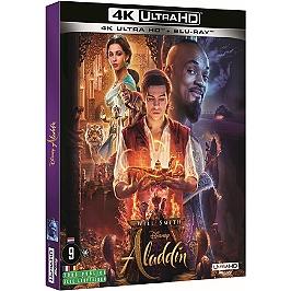 Aladdin, Blu-ray 4K