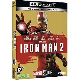 Iron Man 2, Blu-ray 4K