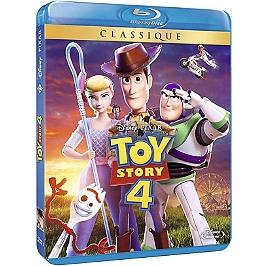 Toy story 4, Blu-ray