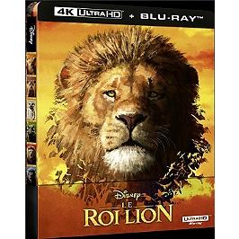 Le Roi Lion, Steelbook, Blu-ray 4K
