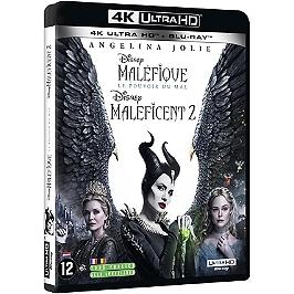 Maléfique 2 : le pouvoir du mal, Blu-ray 4K