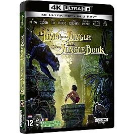 Le livre de la jungle, Blu-ray 4K