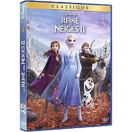La reine des neiges II, Dvd