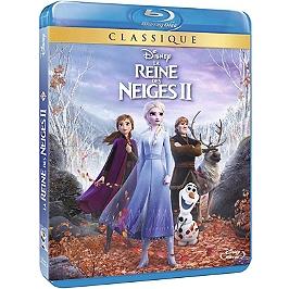 La reine des neiges II, Blu-ray