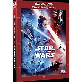 Star wars 9 : l'ascension de Skywalker, Blu-ray 3D