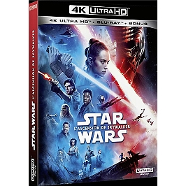Star wars 9 : l'ascension de Skywalker, Blu-ray 4K