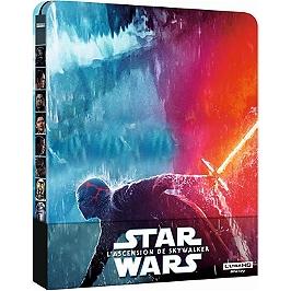 Star wars 9 : l'ascension de Skywalker, Steelbook, Blu-ray 4K