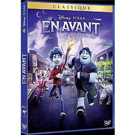 En avant, Dvd