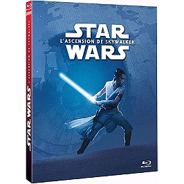 Star wars 9 : l'ascension de Skywalker, Fourreau BLEU, Blu-ray