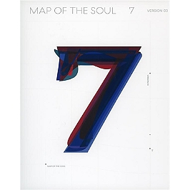 Map of the soul : 7, CD