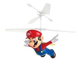 Hélicoptère Mario volant