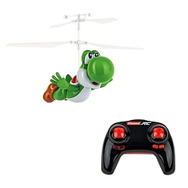 Hélicoptère Yoshi volant