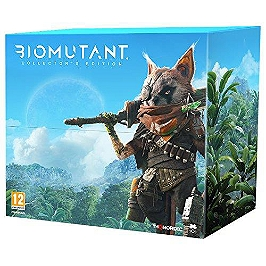 Biomutant - édition collector (PS4)