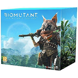 Biomutant - édition collector (XBOXONE)