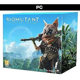 Biomutant - édition collector (PC)