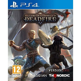Pillars of Eternity II : Deadfire - ultimate edition (PS4)