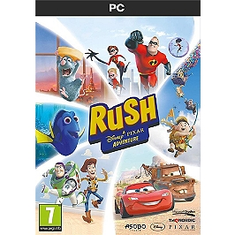 Rush a disney-pixar adventure (PC)