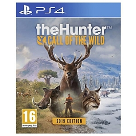 The hunter call of the wild 2019 - édition GOTY (PS4)