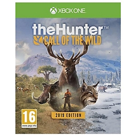 The hunter call of the wild 2019 - édition GOTY (XBOXONE)