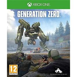 Generation zero (XBOXONE)