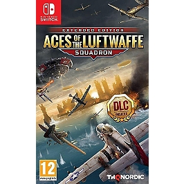 Aces of the luftwaffe - édition squadron (SWITCH)