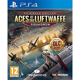 Aces of the luftwaffe - édition squadron (PS4)