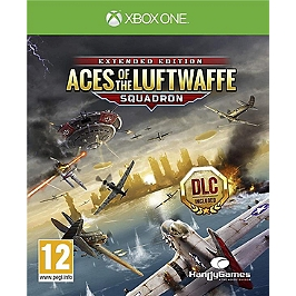 Aces of the luftwaffe - édition squadron (XBOXONE)
