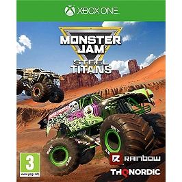 Monster jam - steel titans - (XBOXONE)