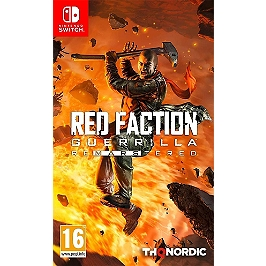 Red faction re-mars-tered (SWITCH)
