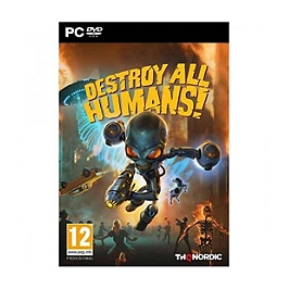 Destroy all humans ! (PC)